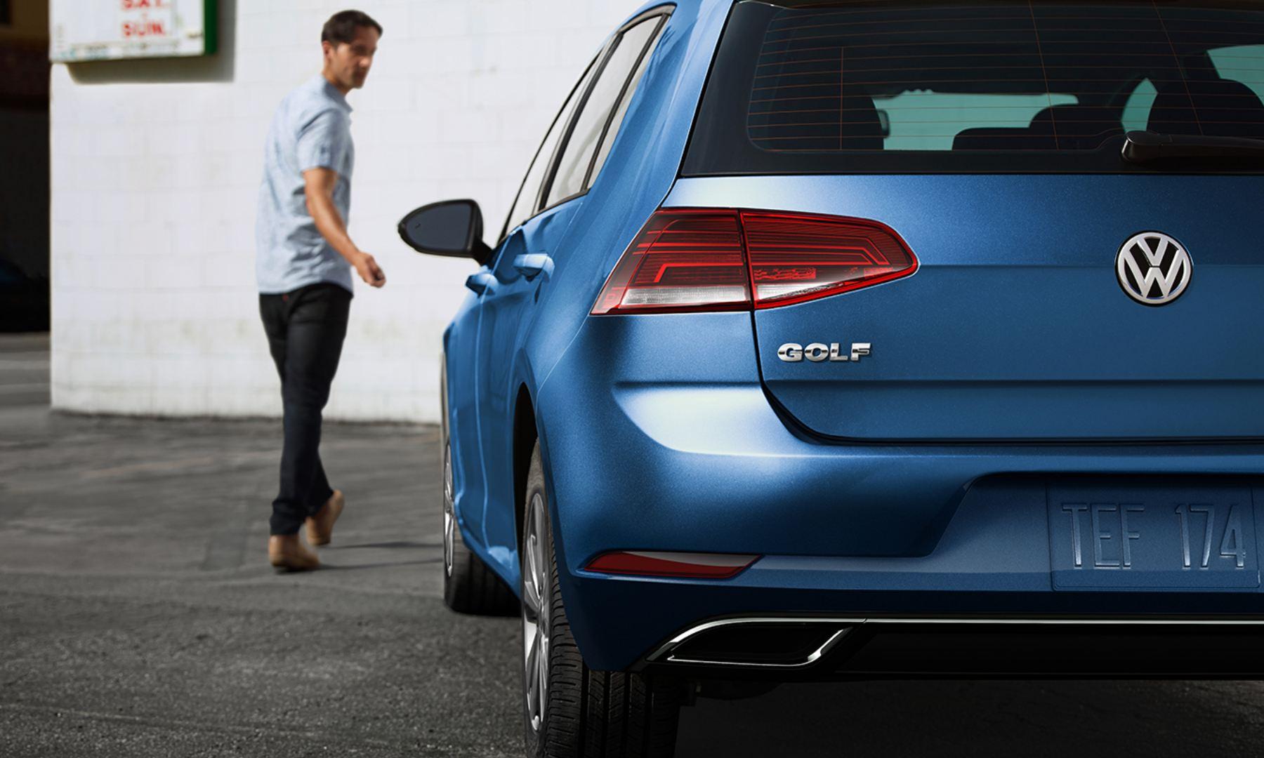 2022 Volkswagen Golf hatchback