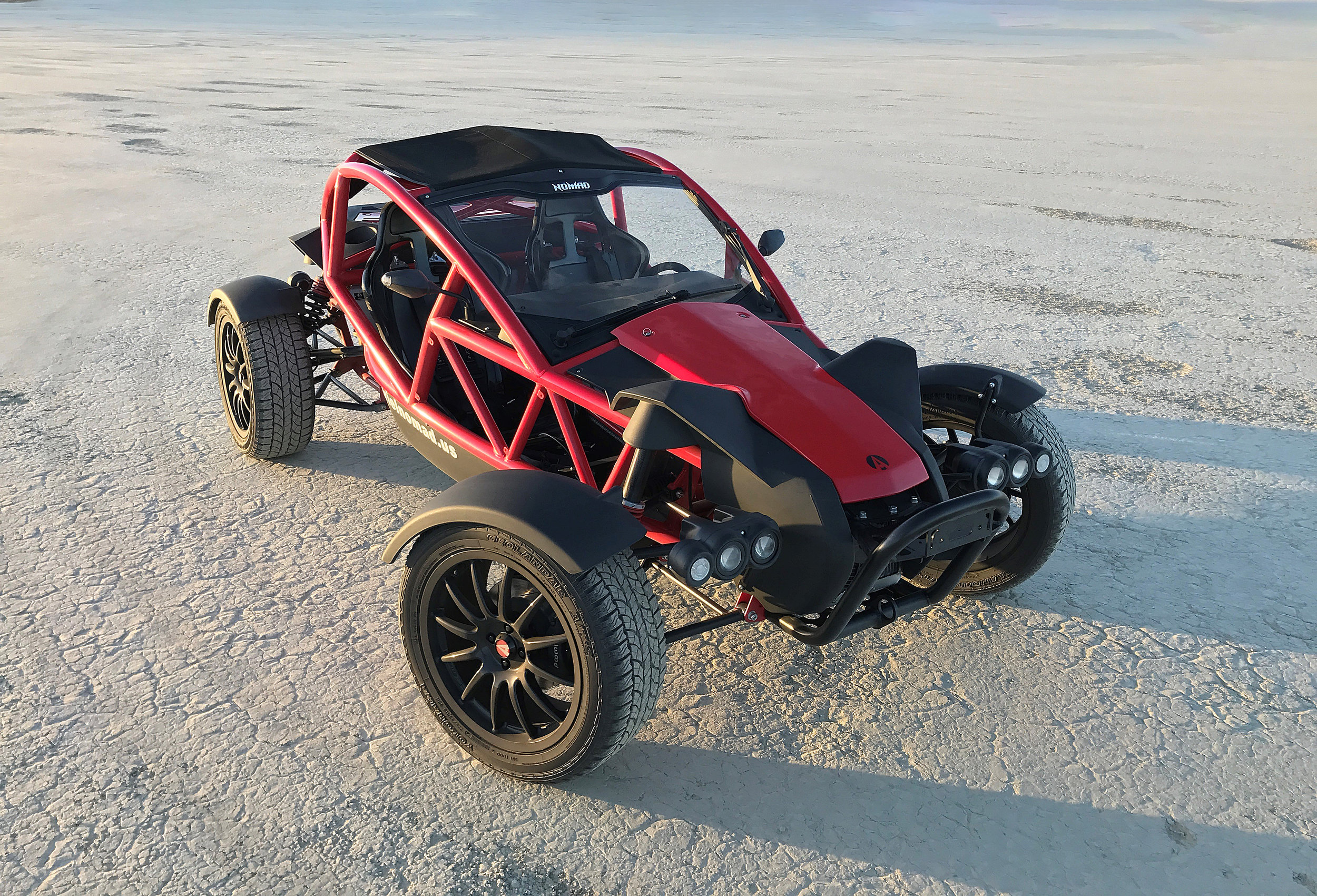 The Funnest Car In The World 1